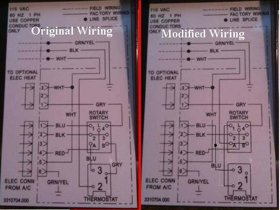 Wiring ac unit in 171 r pod nation forum page 2 Dometic RV Thermostat Wiring Diagram at gsmx.co