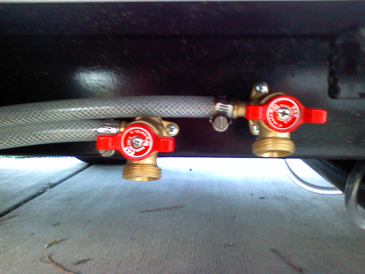 Low point drains - r-pod Nation Forum - Page 1