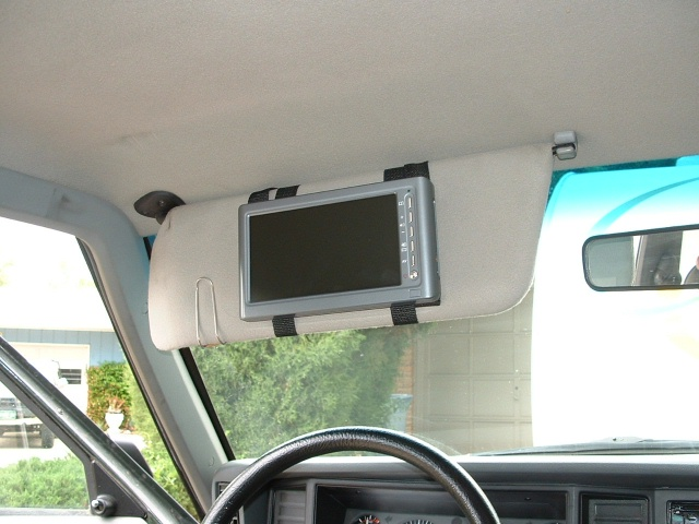 Rear View Camera Installation Pictures R Pod Nation Forum